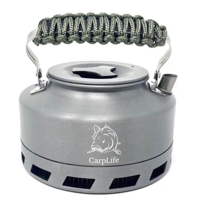 CarpLife Rapid Boil Kettle 1.1L