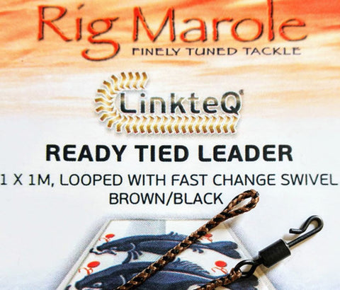Rigmarole Ready Tied Braided Leader