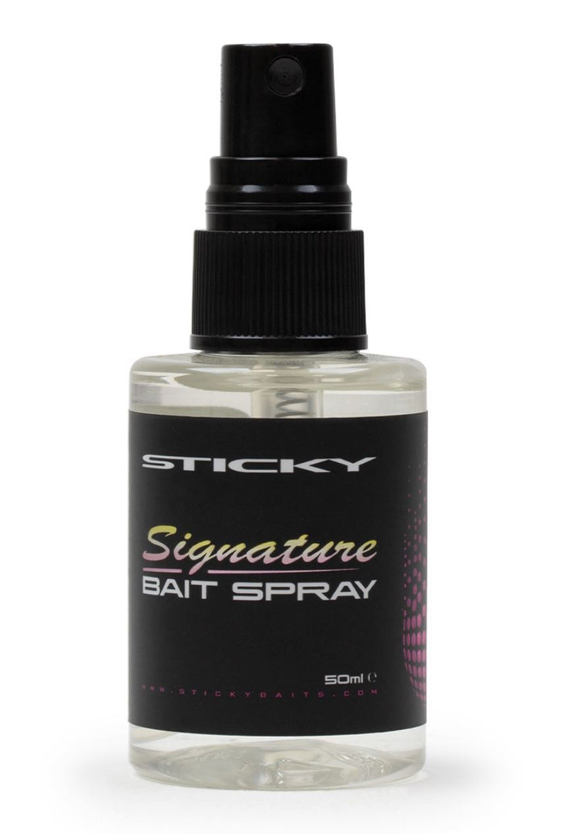 Sticky Signature Bait Spray