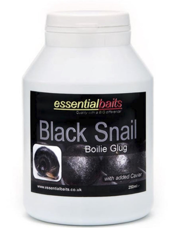 Essential Black Snail Glug 250ml