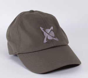 CCMoore Olive Green 6 Panel Cap