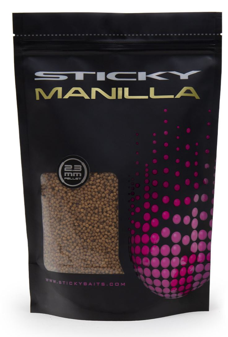 Sticky Manilla Pellets