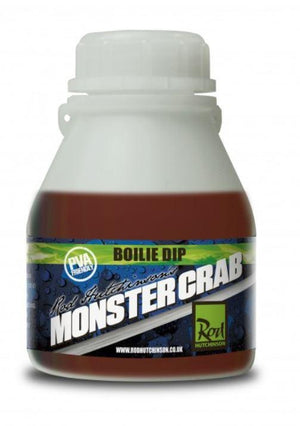 Rod Hutchinson Monster Crab Hookbait Dip 250ml