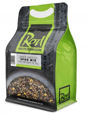 Rod Hutchinson Spod Mix Cooked Particles 2kg