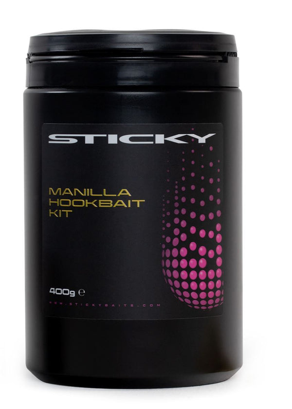 Sticky Manilla Hookbait Kit