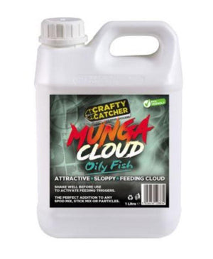 Crafty Catcher Big Hit Munga Cloud Liquid 1ltr
