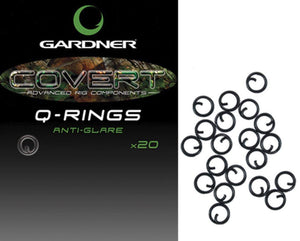 GARDNER COVERT Q RINGS ANTI GLARE