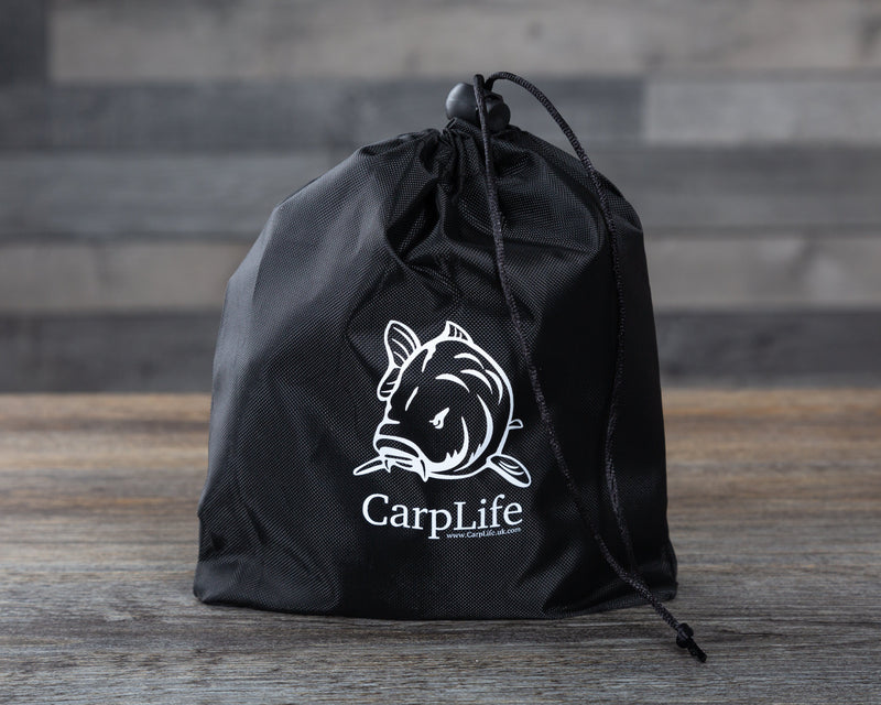 Carp Life Thermal Mug (Hand Finished) With Spoon & Carry Bag