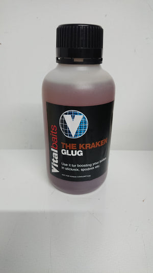 Vital Baits The Kraken Glug - 500ml