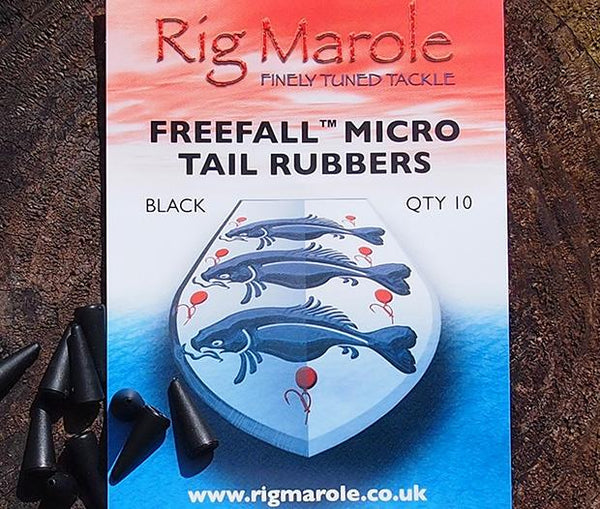 Rig Marole Micro Freefall Tail Rubbers