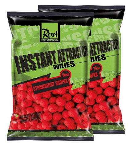 "Rod Hutchinson ""Instant Attractor"" Range - Session Boilies"