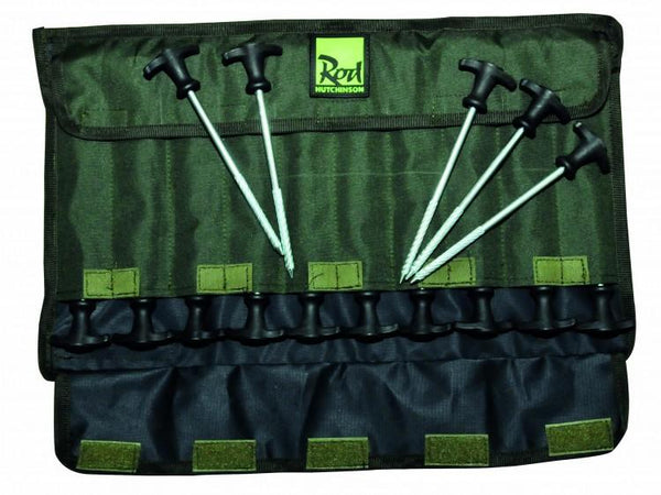 "Rod Hutchinson 8"" Bivvy Pegs (x 20)"