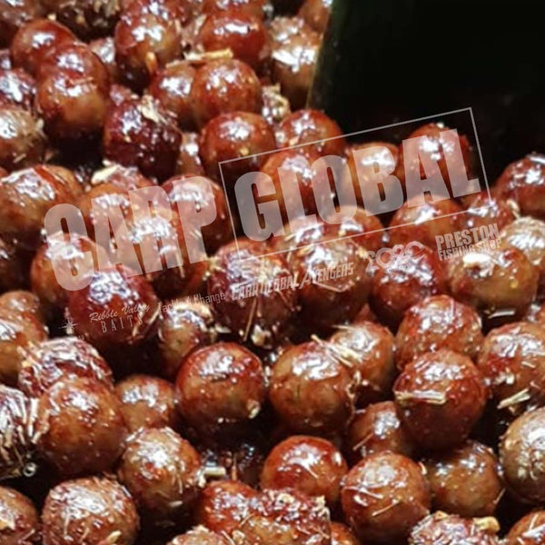 "Carp Global ""Glazers"" - Glugged & Glazed Boilies"