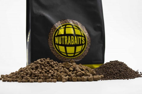 Image of Nutrabaits Trigga pellets - 8mm 1kg