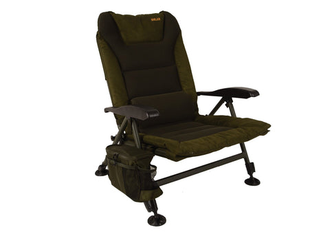 Solar Luxury C-Tech Recliner Chair (Low Version)