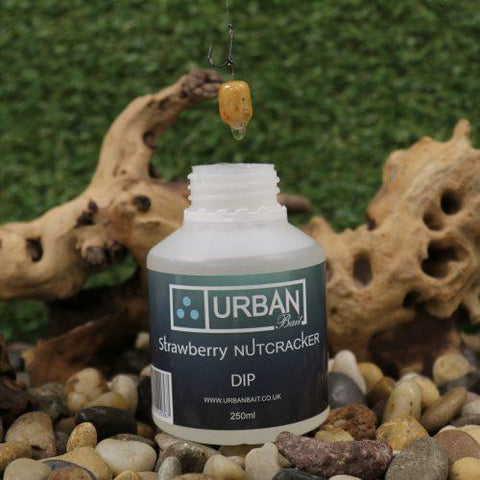 Image of Urban bait strawberry nutcracker dip