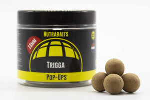 Nutrabaits Trigga pop up's - 15mm