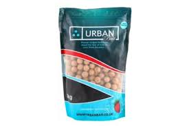 Urban Bait Shelf Life Boilies - Strawberry Nutcracker 1kg