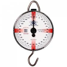 Reuben Heaton 120LBS St George Angling Scale 4000 Series