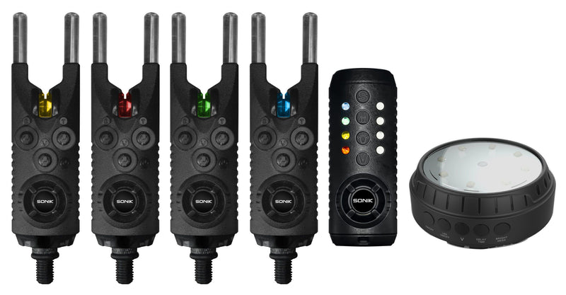 Best Deal - Sonik Gizmo Bite Alarms (NEW Sonik Bite Alarms)