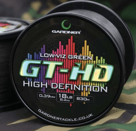 GT-HD  18lb (8.2kg) LOW-VIZ GREEN