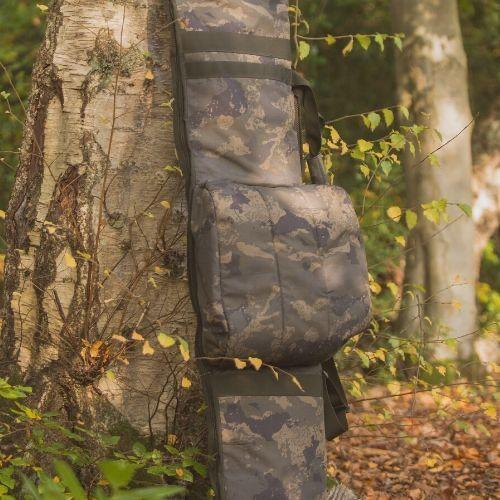 Solar Undercover Camo Rod Holdall