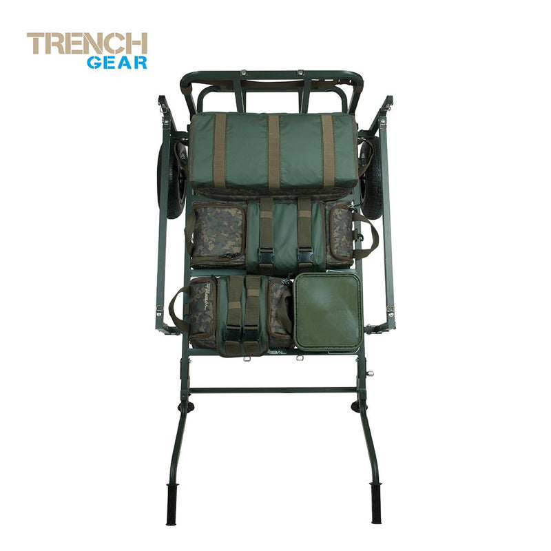 "Shimano ""Trench"" 2 Wheel Carp Barrow (The BEST Carp Barrow)"