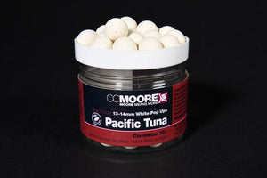 Pacific Tuna White Pop Ups