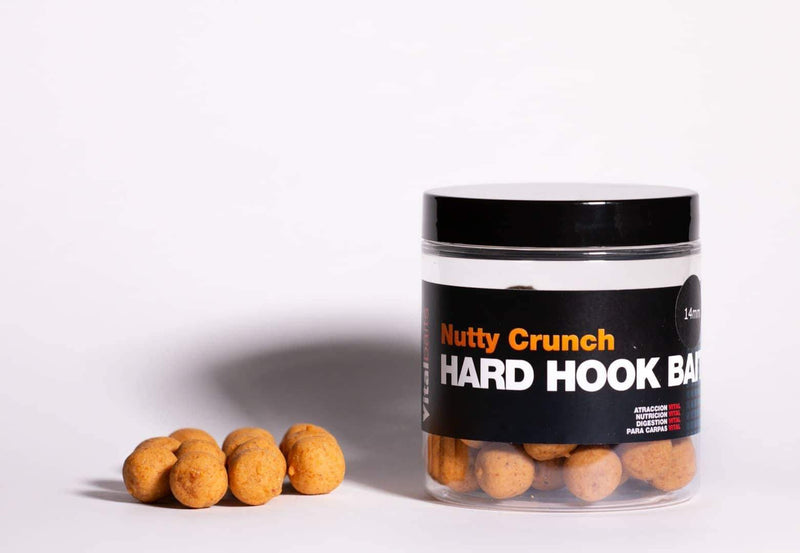 Vital Baits Nutty Crunch Hard Hookbaits