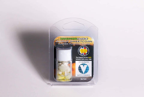 Image of Enterprise Tackle Pop Up Sweetcorn - New Vital Baits Flavours
