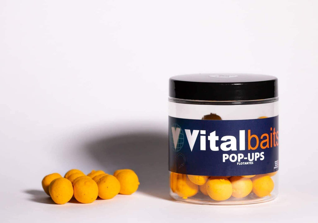 Vital Baits Pop Ups Banana Glm 14mm