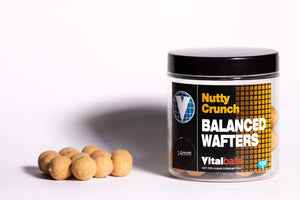 Vital Baits Nutty Crunch Balanced Wafters