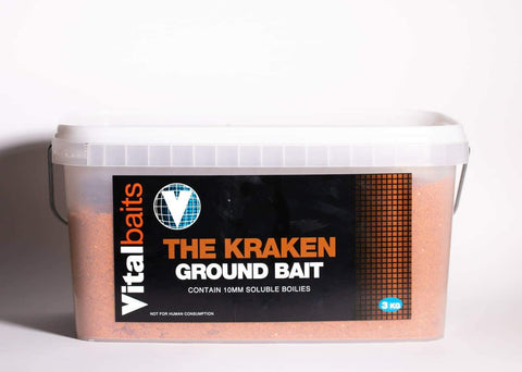 Vital Baits The Kraken Ground Bait - 3kg