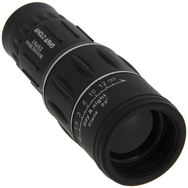 Fishing / Hunting - Monocular - 16 x 52 with Case