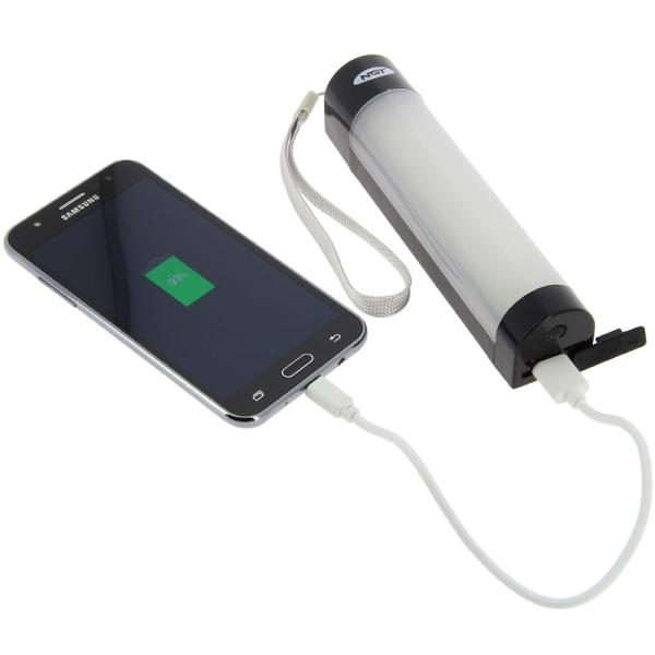 Small Bivvy Light / Power Bank System