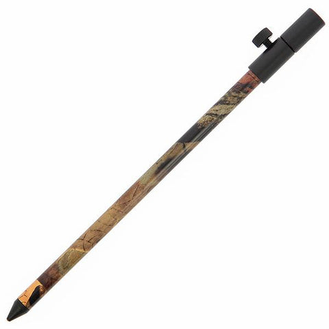 Camo Aluminium Medium Bank Stick 30-50cm