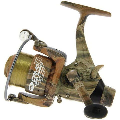 Image of Stalking Reel With 12lb Line + Spare Spool (Awesome)