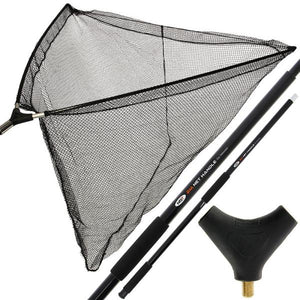 Carp Stalking Net and Telescopic Handle