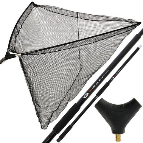 Image of Carp Stalking Net and Telescopic Handle