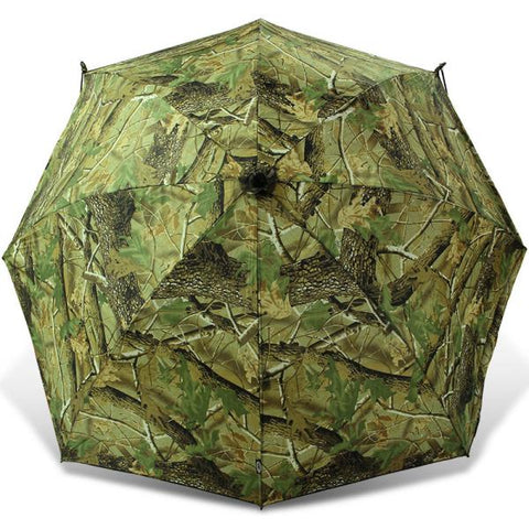 "50"" Camo Stalker Brolly with Sides"