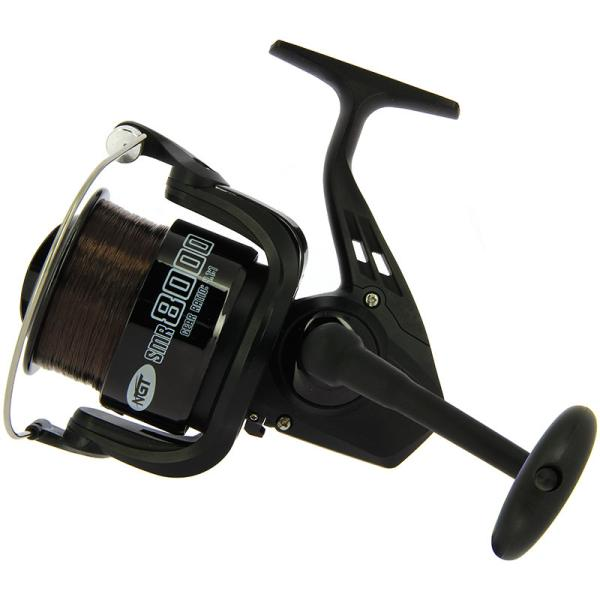 SMR 8000 2BB 'Spod / Marker' Reel With 18lb Line