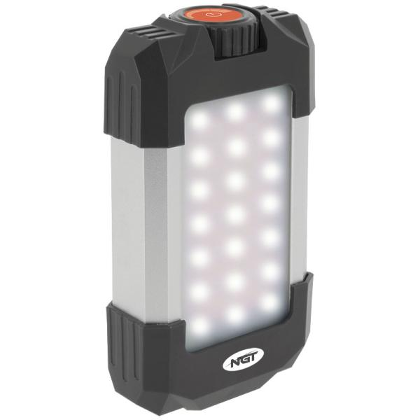 Multifunctional 21 + 6 LED Light with 10400mAh Powerbank and Case