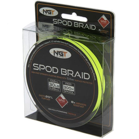 Teflon Coated Floating SPOD Braid
