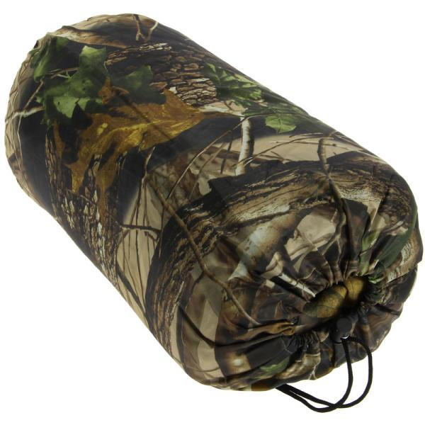Camo Carp Fishing Sleeping Bag With Case