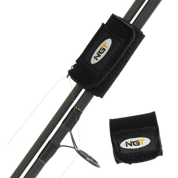 2pc Rod / Lead Bands For 'Made Up' Carp Rods