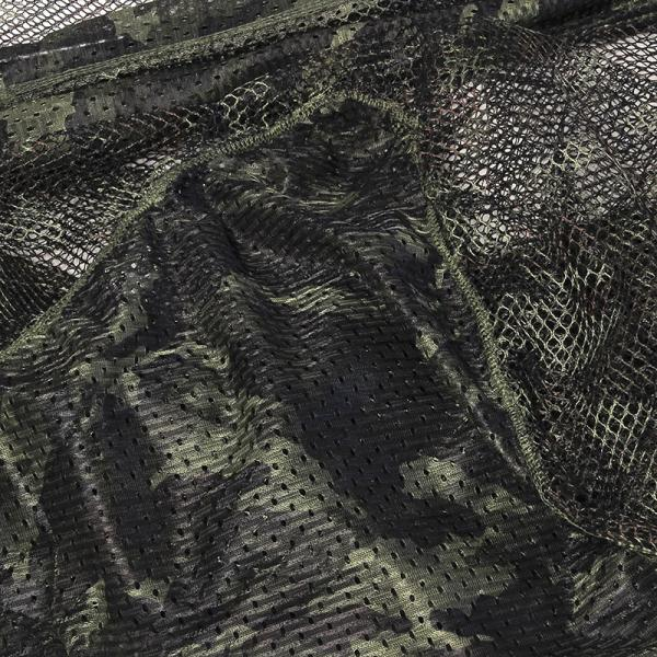 "42"" Camo Deluxe Specimen Net with Dual Net Float System (Metal block)"
