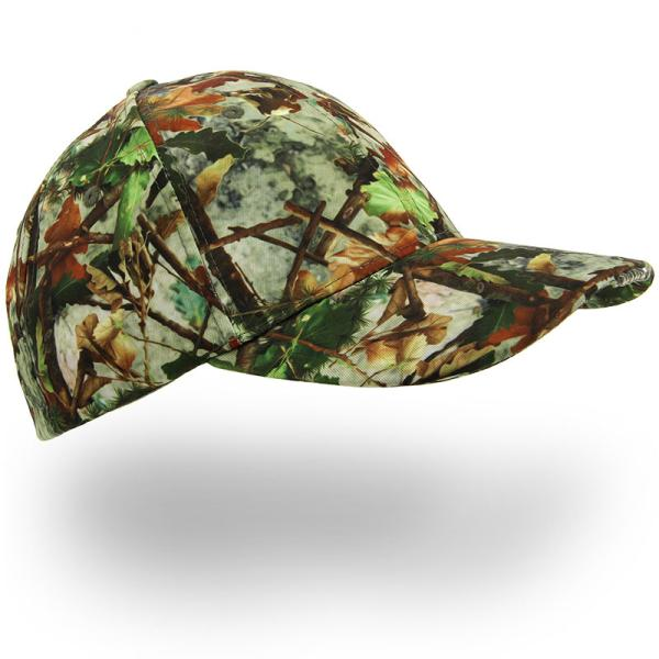 Camo Cap With Led Lights