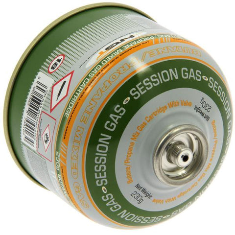 Image of 230g Canister of Butane / Propane Gas