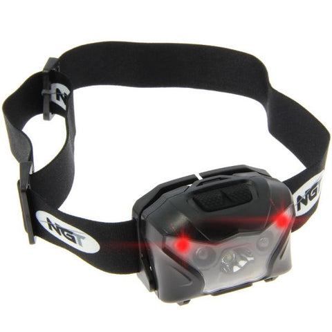 USB Rechargable Head Torch,