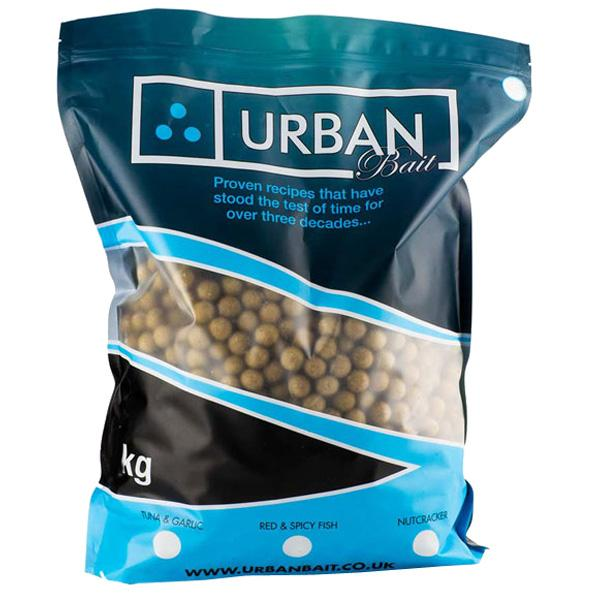 Urban Bait Shelf Life Boilies - Tuna & Garlic 1kg